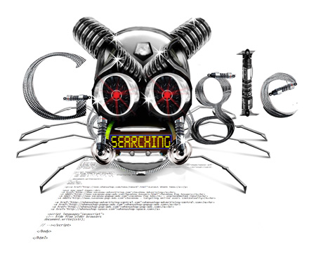 روبات گوگل